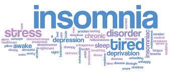 Insomnia -sleep issues