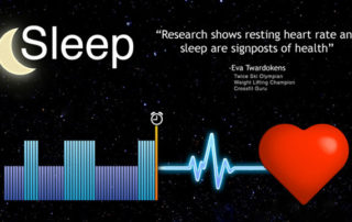 sleep quality with smart glasses