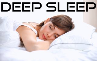 How to get into deep sleep
