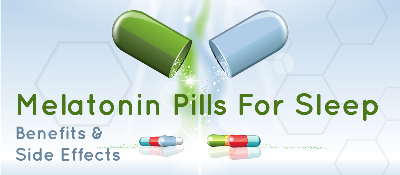 Treatment of insomnia by eating melatonin