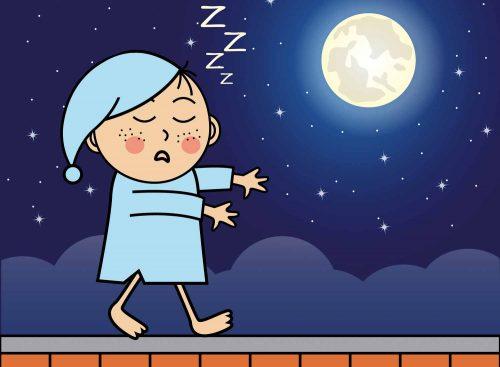 How to avoid sleepwalking?