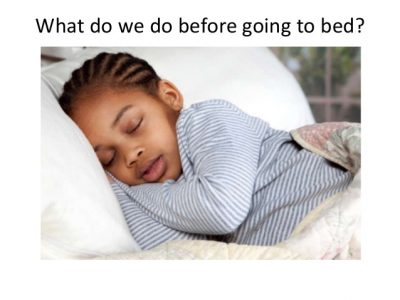 5 best things to do before you go to bed