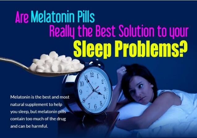 Melatonin for Sleep Does It Work
