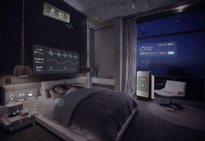 optimize sleep with black technology